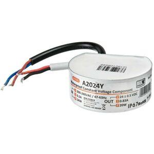 LED21 Napájecí zdroj MPL 20W 24V DC 0,83A do krabice IP67 voděodolný